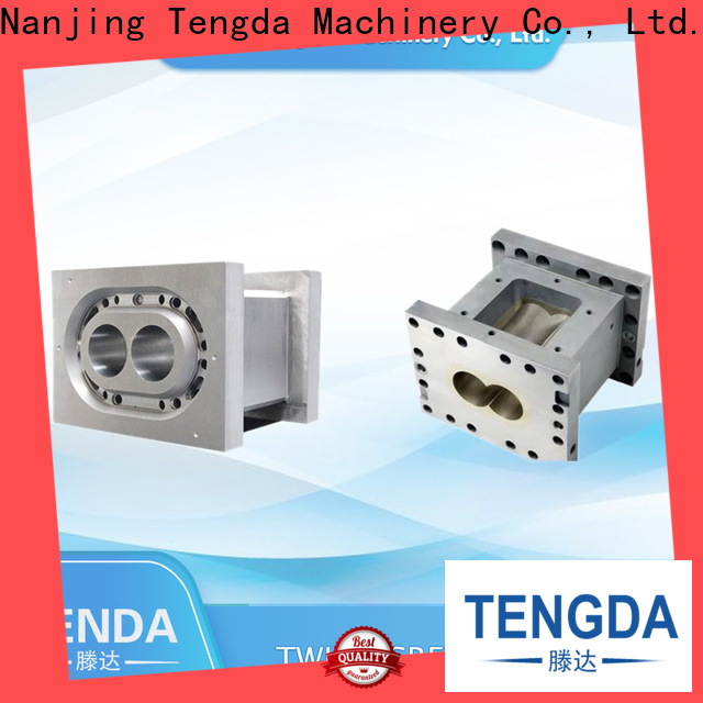 TENGDA extruder spare parts suppliers for plastic