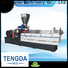 TENGDA twin screw food extruder for business for PVC pipe
