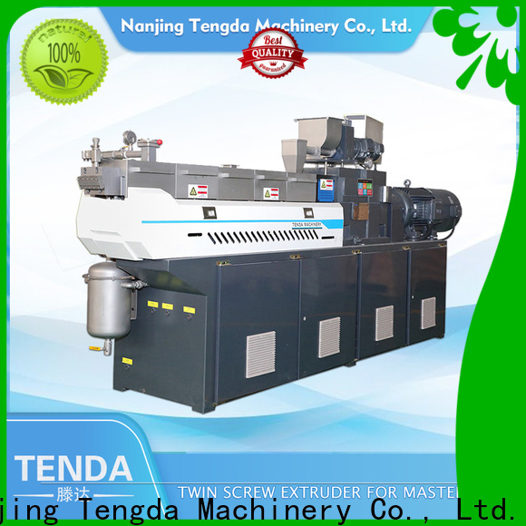 TENGDA Top laboratory extruder price company for PVC pipe