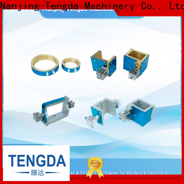TENGDA Latest extruder spare parts factory for food