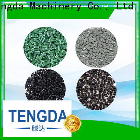 TENGDA pp extrusion machine suppliers for PVC pipe
