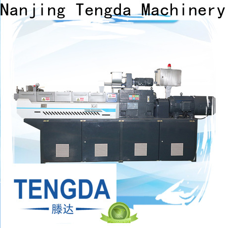 Top lab scale twin screw extruder company for PVC pipe