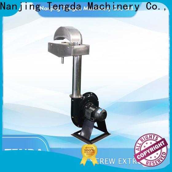 TENGDA Best plastic pelletizer manufacturers company for PVC pipe