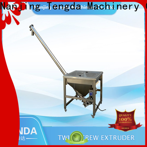 TENGDA extruder dryer for business for PVC pipe