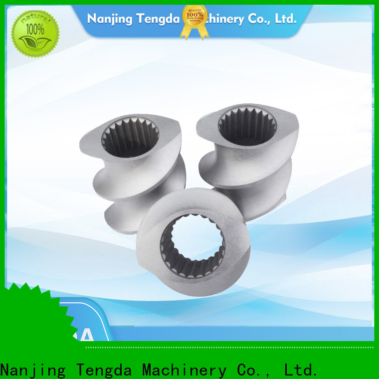 TENGDA parts of extruder supply for PVC pipe
