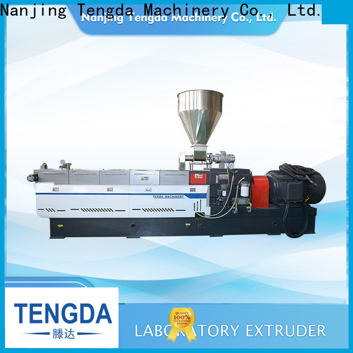 Wholesale twin screw plastic extruder supply for clay