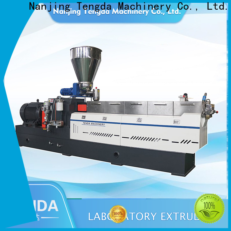 TENGDA New multi screw extruder supply for plastic