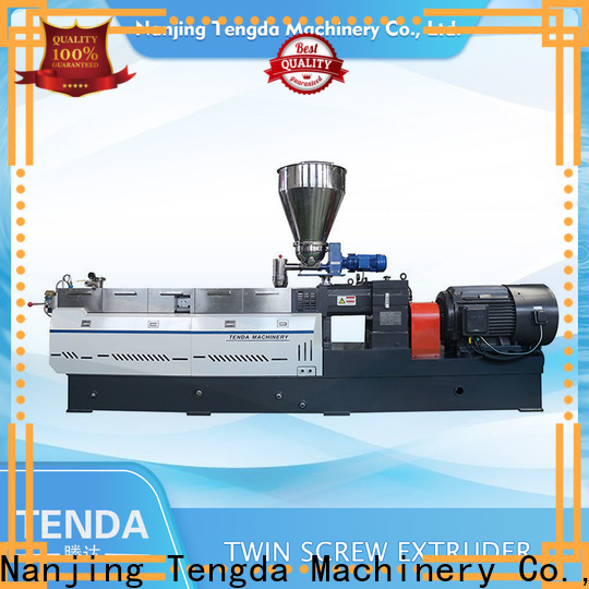 TENGDA Best pvc extruder factory for PVC pipe