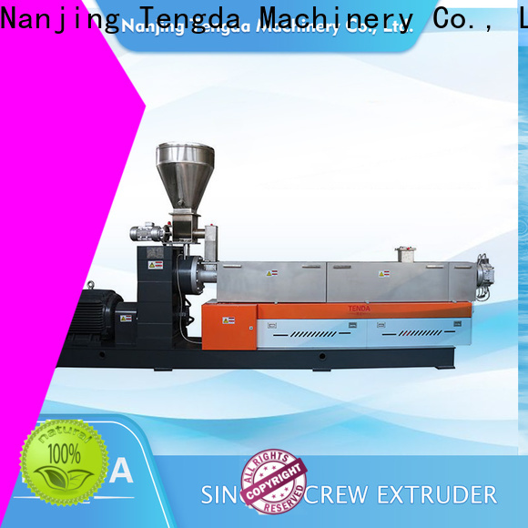 TENGDA Wholesale plastic extrusion plant for business for food