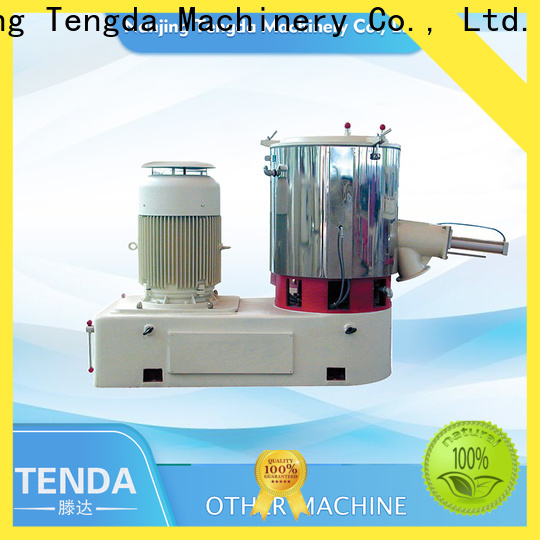 TENGDA Best screw feeder manufacturers manufacturers for plastic
