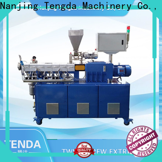 TENGDA lab extruder for sale suppliers for clay