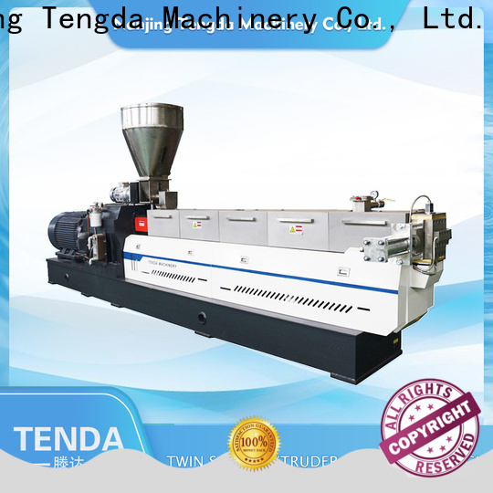 New multi screw extruder company for clay
