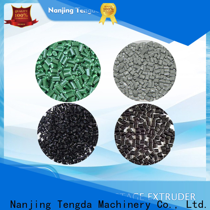 TENGDA New extruder diagram suppliers for food