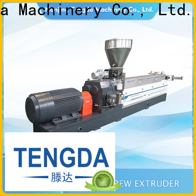 TENGDA Latest multi screw extruder suppliers for PVC pipe