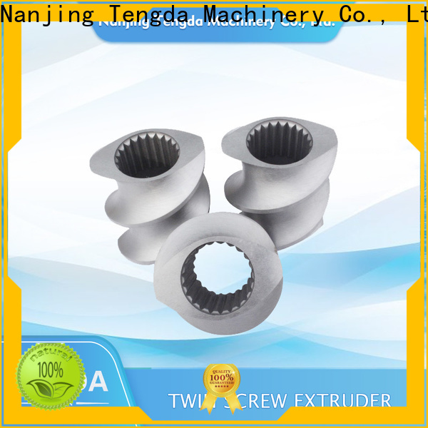 TENGDA extruder machine parts manufacturers for PVC pipe