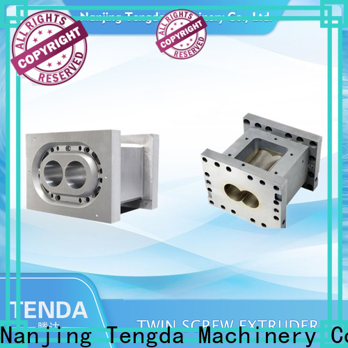 TENGDA Latest extruder parts manufacturers for business for plastic