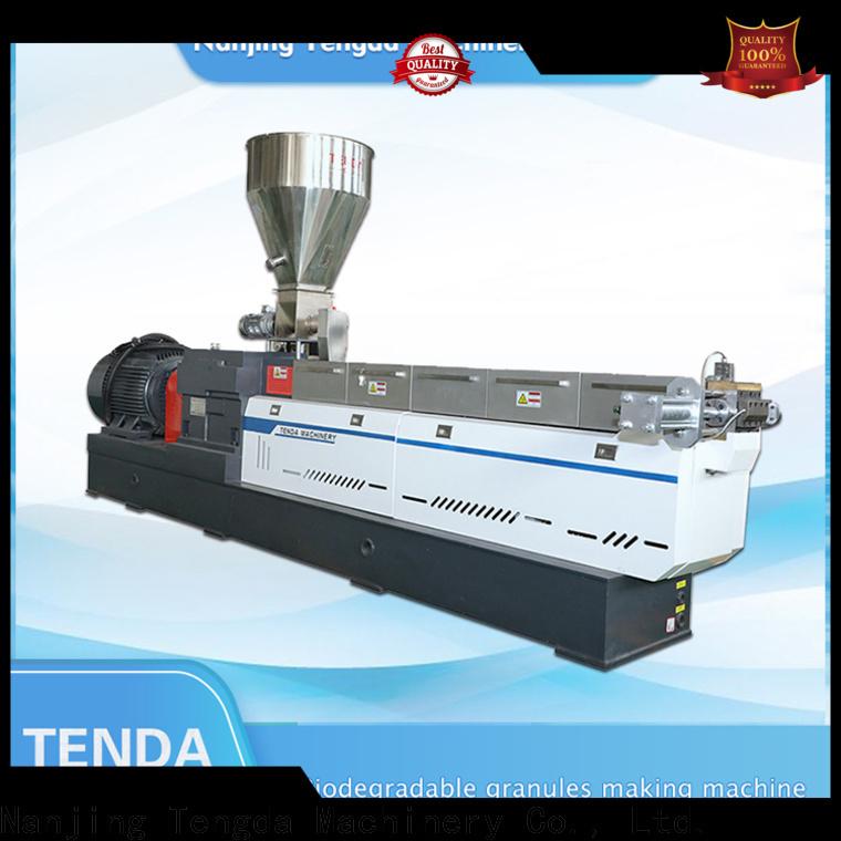 TENGDA New plastic extrusion screw design suppliers for plastic
