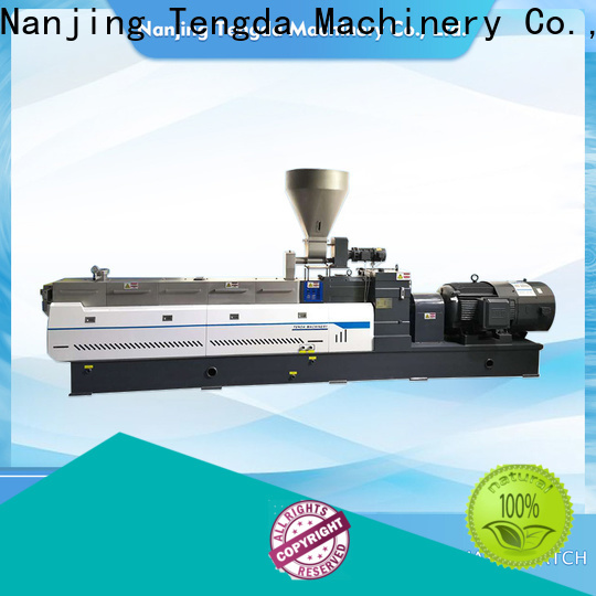 Best extruder parts factory for plastic