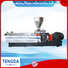 TENGDA Wholesale tsh-plus twin screw extruder manufacturers for clay