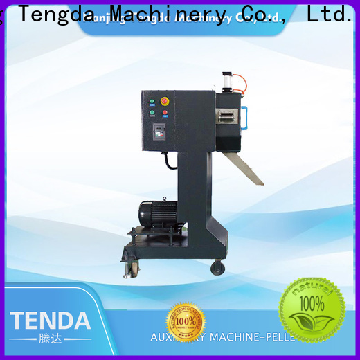 TENGDA High-quality pelletizer machine manufacturers supply for food