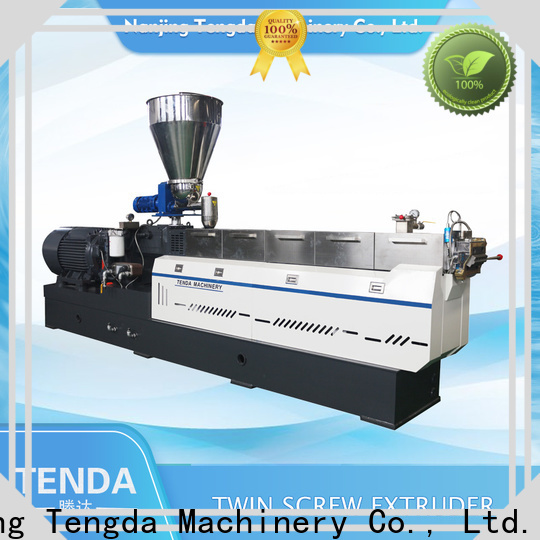 TENGDA High-quality extrusion technology factory for clay
