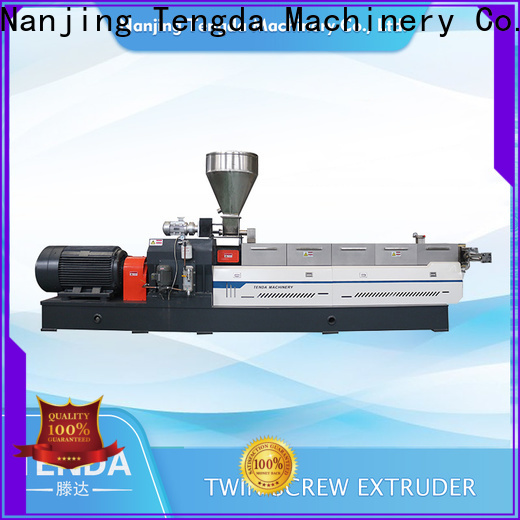 TENGDA Best extrusion systems company for clay