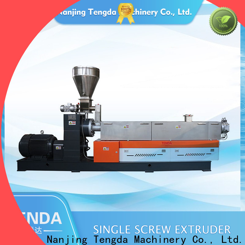 TENGDA pvc extrusion process company for food