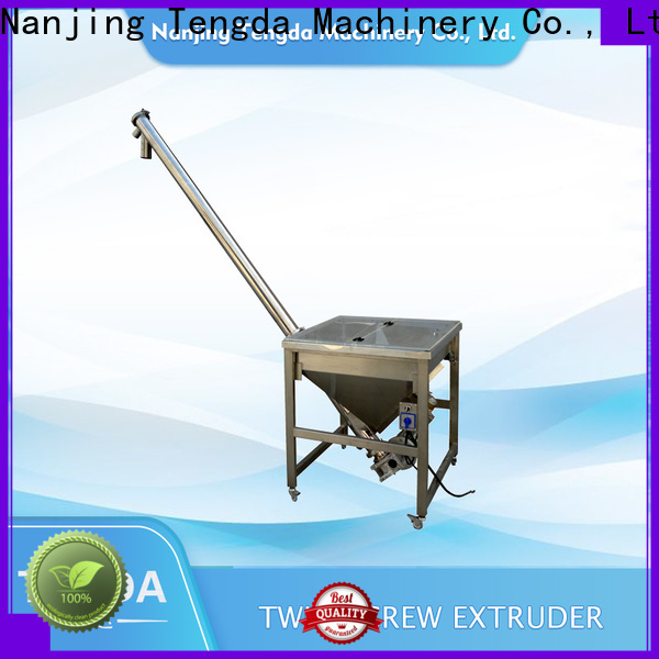 TENGDA Latest pelletizer machine suppliers manufacturers for PVC pipe