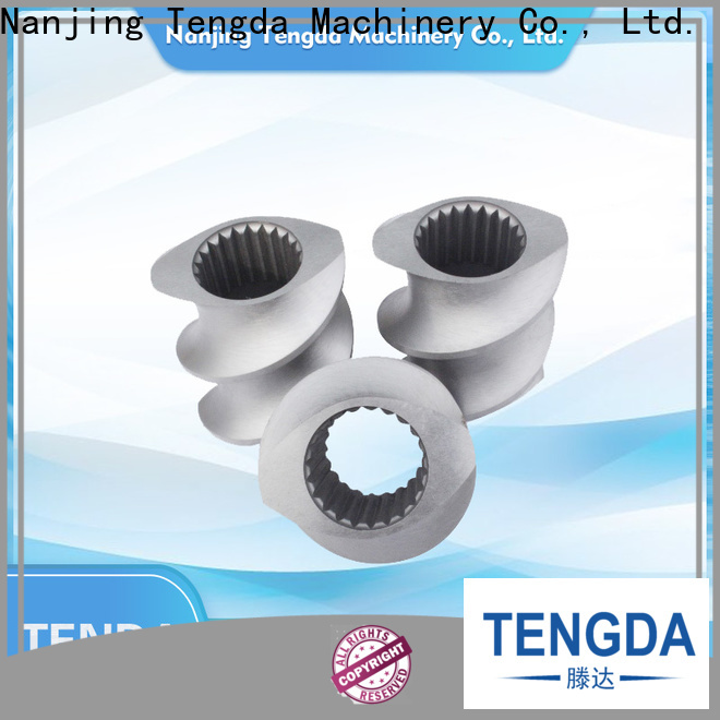 TENGDA Latest extruder machine parts suppliers for food