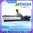 TENGDA types of extruders manufacturers for PVC pipe