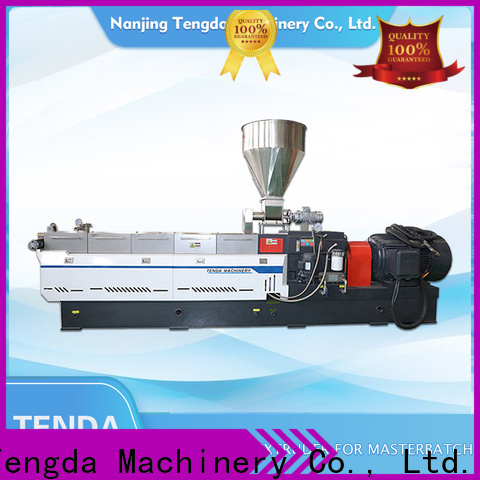 New screw extruder machine for business for food