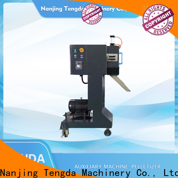 TENGDA twin screw pelletizer suppliers for clay