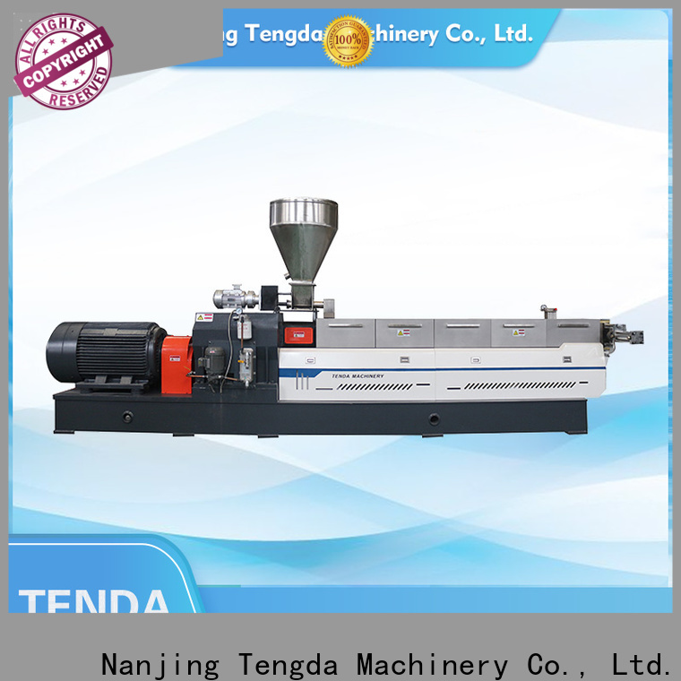 TENGDA Custom extruder screw elements company for plastic