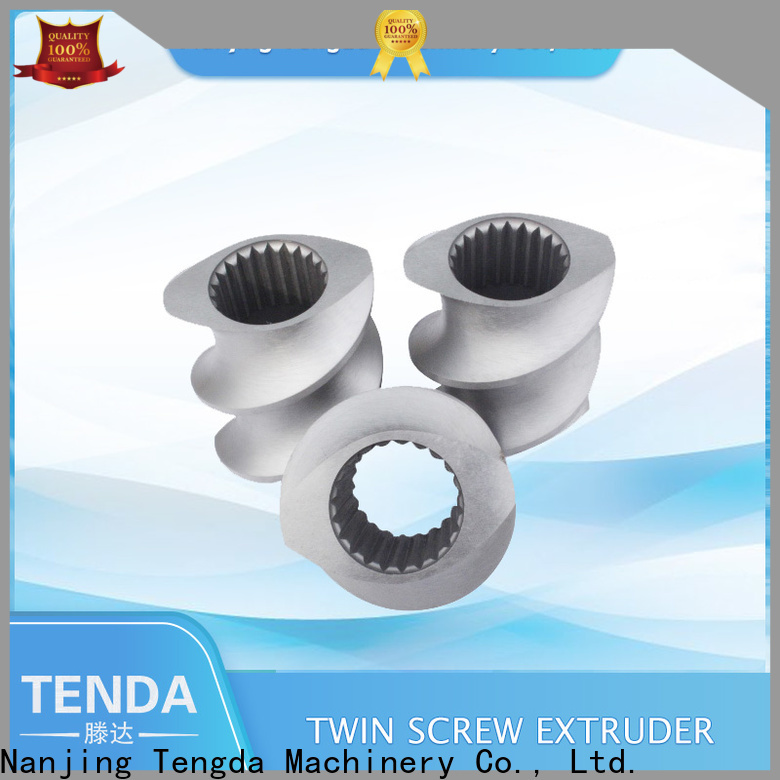 TENGDA New extruder parts supplies for business for food
