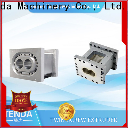 Best extruder parts manufacturers supply for clay
