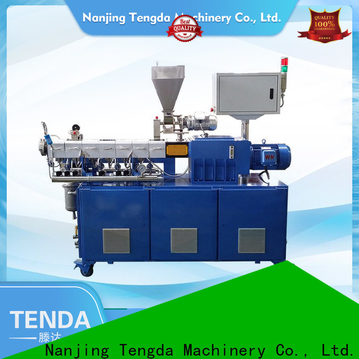 Custom film extruder factory for clay