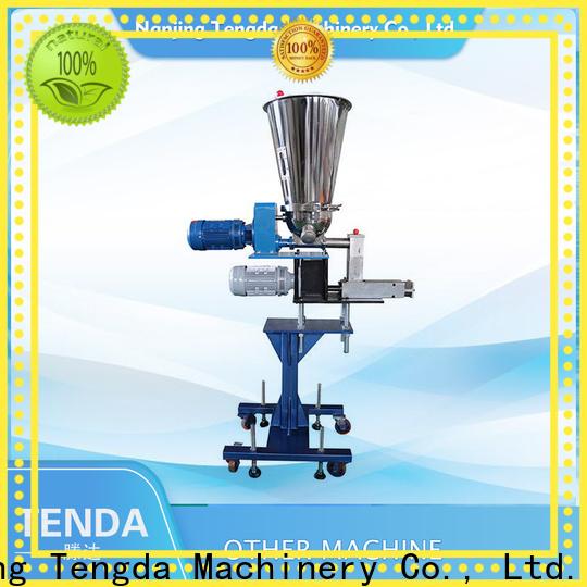 TENGDA powder mixer machine supply for PVC pipe