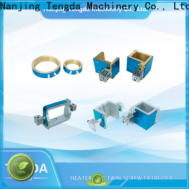 TENGDA extruder parts supplies company for clay
