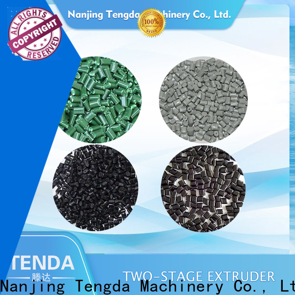 TENGDA Top polymer extruder machine manufacturers for PVC pipe