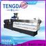 TENGDA Custom plastic extruder factory for plastic