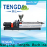 TENGDA Wholesale plastic pipe extrusion line company for food
