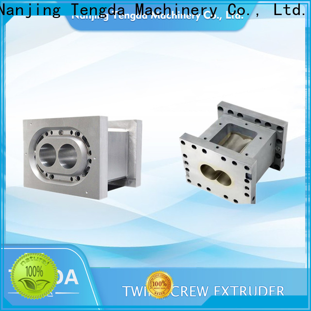 TENGDA Top extruder spare parts factory for food