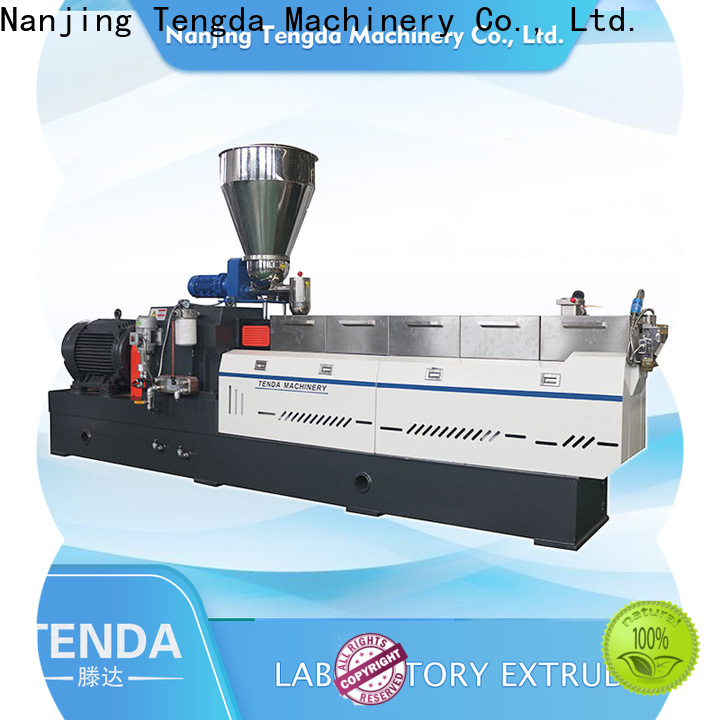 TENGDA tsh-plus twin screw extruder manufacturers for food