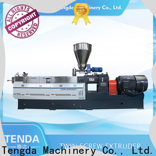 TENGDA Wholesale extruder machine company for food