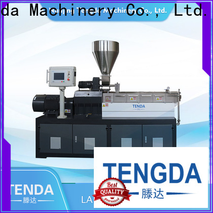 TENGDA pp film extruder for business for PVC pipe
