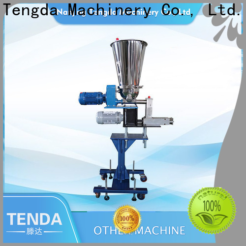 TENGDA pvc pelletizer for business for food