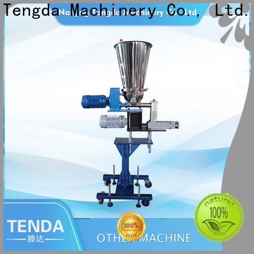 TENGDA pvc pelletizer for business for food