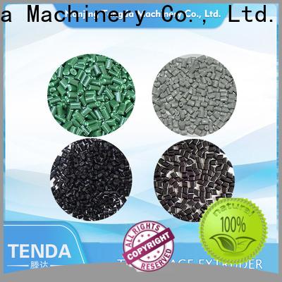 TENGDA nylon extrusion machine factory for clay