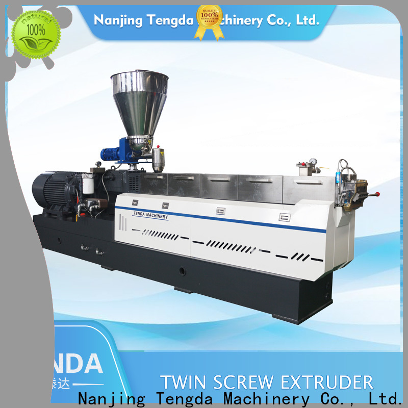 TENGDA extrusion plant company for food