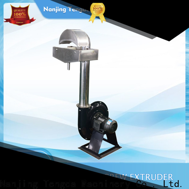 TENGDA twin screw feeder factory for food